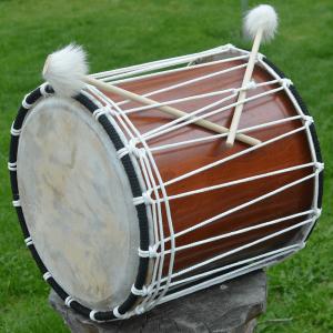 Basové bubny