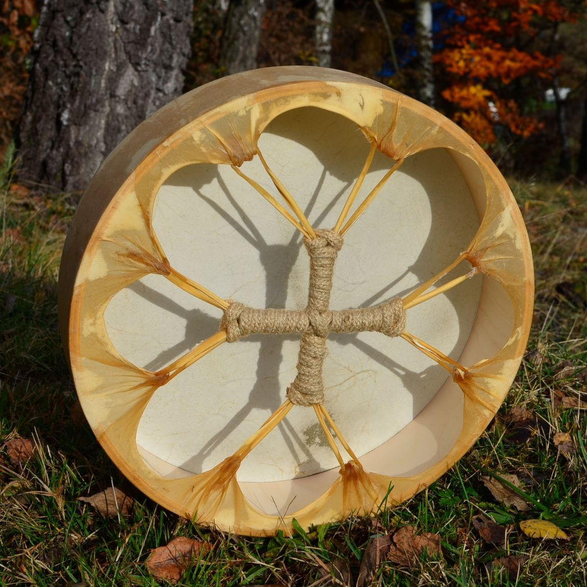 Šamanský bubon 30 – natur klasik