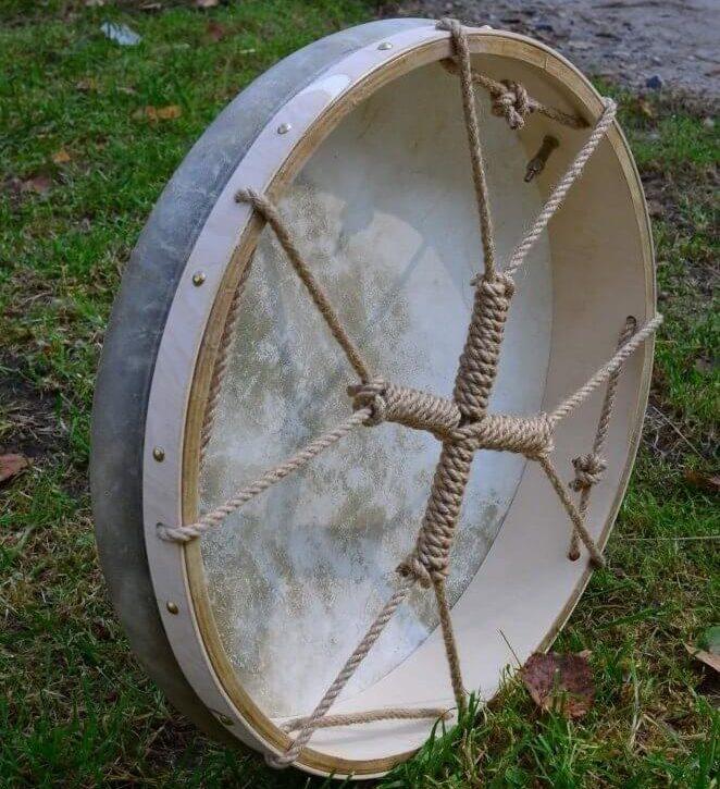 Šamanský bubon 40 – laditelný